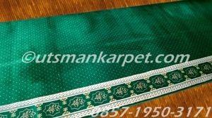 jual karpet masjid suleyman hijau